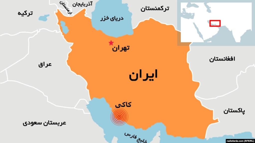 زلزله ۵.۹ ریشتری در استان بوشهر «تلفات نداشت»