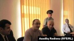 Eynulla Fətullayevin məhkəməsi - 2 sentyabr 2010