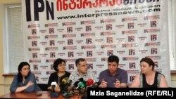 Чтобы заставить власть «пошевелиться», на днях грузинские общественники и журналисты начали кампанию в поддержку «Маэстро»