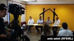 Diskusija o pomoći neprofitnim medijima, Zagreb, 4. juli 2016.