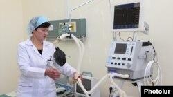 Հիվանդանոց Հայաստանում, արխիվ
