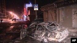 Теракт в Махачкале 22 сентября