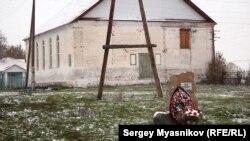 Бывшая кирха, а ныне местный Дом культуры
