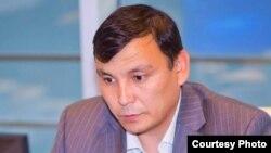 «Қазақстан» ұлттық телеарнасының ақпараттық бағдарламалар дирекциясы басшысы Ерлан Атамбай.