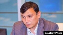 Ерлан Атамбай, руководитель дирекции информационных программ национального телеканала «Казахстан».