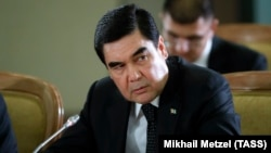 Turkmen President Gurbanguly Berdymukhammedov disappeared for weeks, with many speculating that he had died.