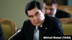 Гурбангулы Бердімұхамедов, Түркіменстан президенті.