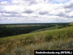 Кургани в басейні річки Мокра Сура на Дніпропетровщині