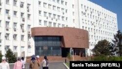 Здание акимата Атырауской области. Иллюстративное фото.