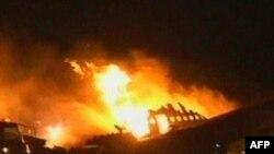 يک هواپيمای مسافربری سودان شامگاه روز سه شنبه دچار سانحه شد. (عکس از AFP )