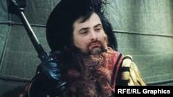 Владислав Сурков в виде Карабаса Барабаса, коллаж