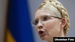 Ukrainian ex-Prime Minister Yulia Tymoshenko