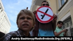 A Ukrainian protest movement sparked by allegations of police abuse in the village of Vradiyivka has been gaining momentum in recent weeks.