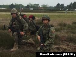 """Учения НАТО в Польше """"Бриллиантовый прыжок"""". Май 2016 года"""