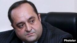 Министр юстиции Ованнес Манукян (архив)