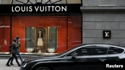 Крама Louis Vuitton у Кіеве