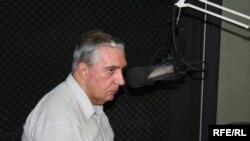 Руководитель Международного центра конфликта и переговоров профессор Георгий Хуцишвили