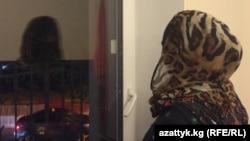 """Вступившая в группировку ИГ женщина, выехавшая на подконтрольные """"Исламскому государству"""" территории."""
