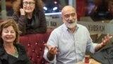 احمد آلتان، اندکی پس از آزادی موقت در چهارم نوامبر امسال