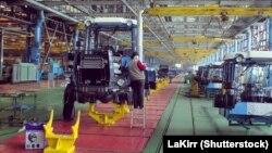 Харкаўскі трактарны завод, фота ©Shutterstock