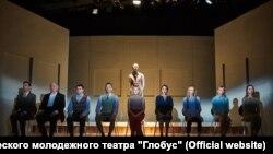 """Спектакль """"Пианисты"""" театра """"Глобус"""" из Новосибирска"""