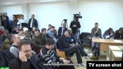 Зала засідань ОВК номер 223, 1 листопада 2012