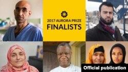 «Ավրորա»-2017 մրցանակի հավակնորդները
