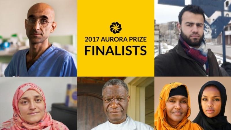Հանձնաժողովը հրապարակեց «Ավրորա»-ի 2017-ի հավակնորդների անունները