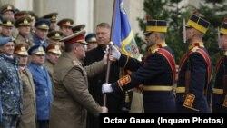Generalul Daniel Petrescu este noul șef al Statului Major al Apărării.