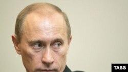 Раисҷумҳури Русия Владимир Путин