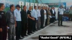 Вышедшие по амнистии 2011 года на свободу заключенные