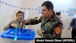 من إنتخابات إقليم كردستان العراق