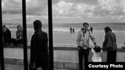 """Фотографија на македонскиот фотограф Иван Блажев. Изложба """"Текстура на животот""""."""