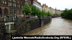 Повінь у Празі, 2 травня 2013 року