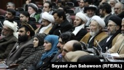Afghanistan's parliament has insisted that President Hamid Karzai follow standard rules of parliamentary order.