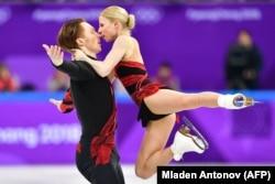 Евгения Тарасова һәм Владимир Морозов