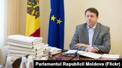 Președintele Comisiei de anchetă pentru analiza modului de organizare a privatizării și concesionării proprietății publice (2013-2019), Igor Munteanu
