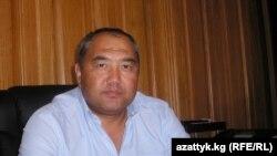 Мурат Саралинов.