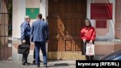 Суд по «делу 26 февраля» в Симферополе