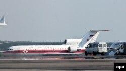 Ռուսաստանի արտակարգ իրավիճակների նախարարության օդանավը, արխիվ