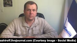 Координатор штаба Навального в Вологде Евгений Доможиров