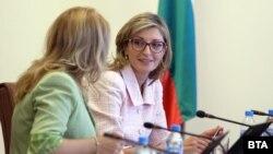 Външният министър Екатерина Захариева ще представи българската позиция на Съвета по общи въпроси на министрите от ЕС на 15 октомври