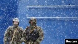Все силовые структуры, по сообщению «Осинформа», будут задействованы в обеспечении безопасности и антитеррористической защищенности