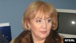 Валентина Семенюк-Самсоненко, бывший руководитель Фонда государственного имущества Украины.