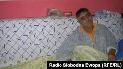 Сашо Петрушевски се опоравува од операцијата.