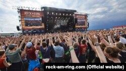Festivali muzikor Rock am Ring në Gjermani