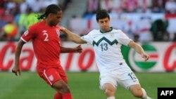 Судьба англичан висела на волоске и лишь невезение словенцев позволило сборной Англии пойти дальше по турниру
