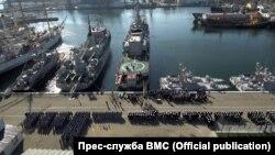 Практическая (Военная) гавань в Одессе