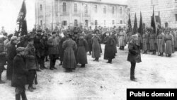 Qırmızı Ordu Bakıda - 1920-ci il