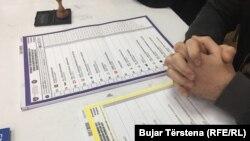 Glasanje u Prištini